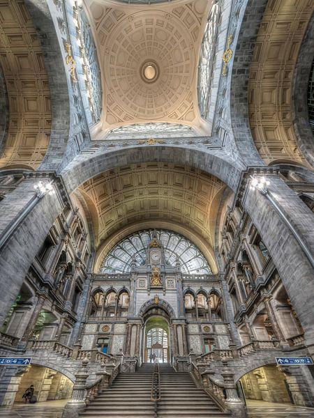 Antwerpen Centraal Station van Carina Buchspies