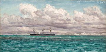John Brett~HMS Northumberland.