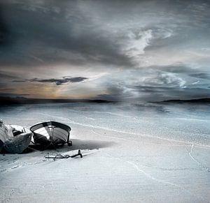 Stranded van