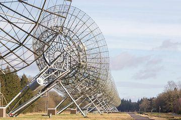 Large array radio telescope van Micha Klootwijk