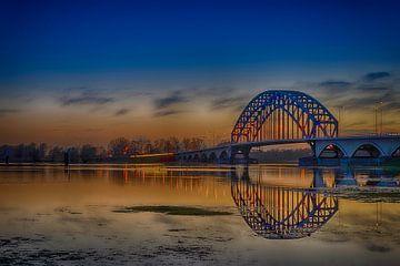 IJselbrug Zwolle van Johan Bergsma