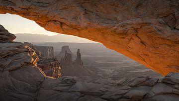 Canyon-Land. von Remco van Adrichem