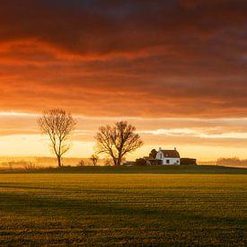 Zeeland Landschap van Frank Peters