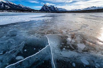 Abraham Lake sur Luc Buthker