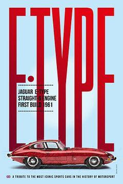 E-Type Tributen van Theodor Decker