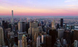 New York City Panorama van