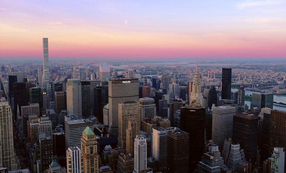 New York City Panorama van Roger VDB