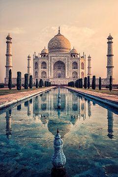 Tadsch Mahal von Manjik Pictures