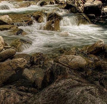 Waterfall von Juliën van de Hoef