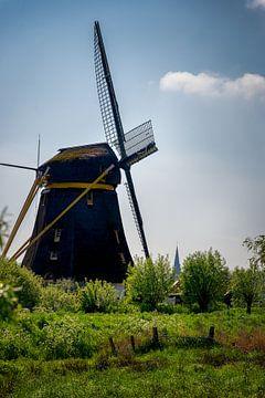 Mondriaan's molen van Pascal Raymond Dorland