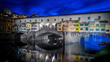 Ponte Vecchio - Florence  von Teun Ruijters