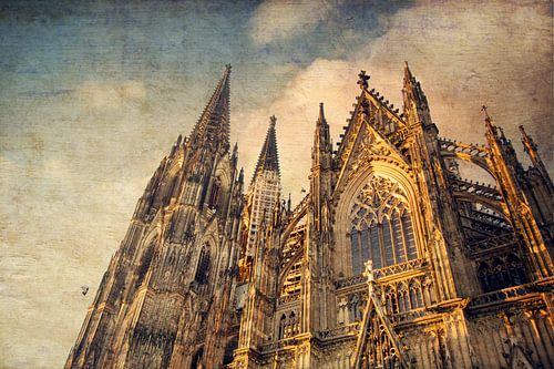 Cologne Cathedral van