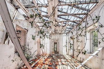Verlaten landhuis Curacao, Urbex sur Keesnan Dogger Fotografie