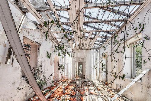 Verlaten landhuis Curacao, Urbex