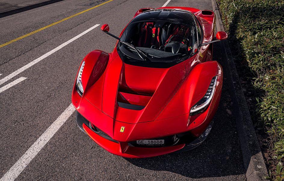 Ferrari LaFerrari van Ansho Bijlmakers