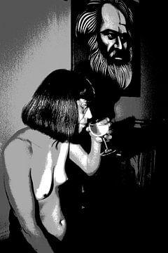 Wein mit Charly von Bert Burkhardt