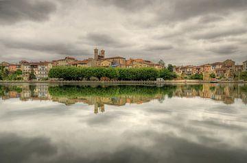 Garonne at Cazéres van