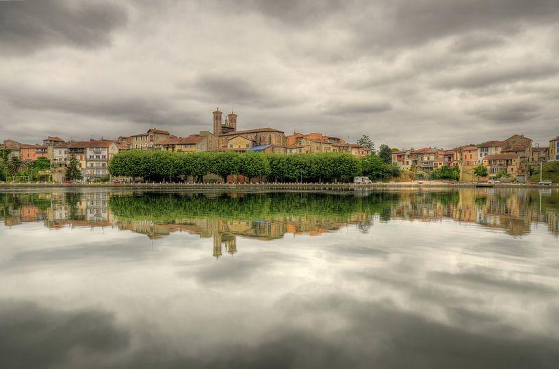 Garonne at Cazéres sur Hans Kool