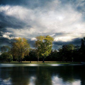 The Lake von Mario van Middendorf