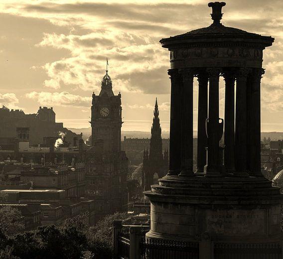 Sfeervol Edinburgh van Marian Sintemaartensdijk