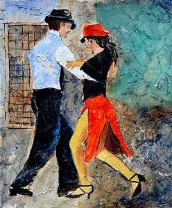 Tango van pol ledent