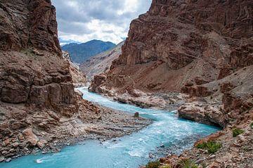 Zanskar rivier van Affect Fotografie