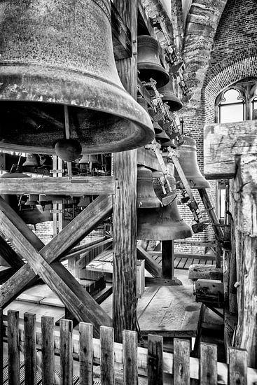 Het carillon van Goedereede. van Don Fonzarelli