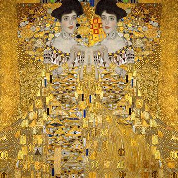 Adele Bloch-Bauer 'Schwestern' - Gustav Klimt - 1907