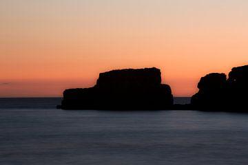Zacht zomerlicht in de Algarve, Portugal van Hidde Hageman