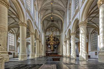 Hooglandse Kirche, Leiden von Tilly Meijer