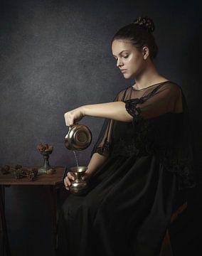 Das Wassermädchen von Anja van Ast