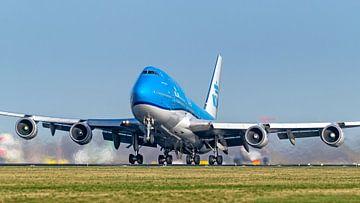 KLM Boeing 747 PH-BFT van Sander ter Schure
