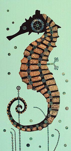 Seahorse van Iwona Sdunek alias ANOWI
