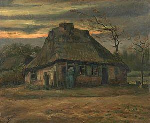 Vincent van Gogh, De hut van
