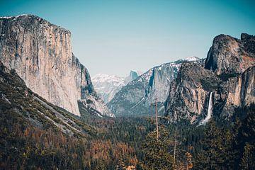 El Capitan, Yosemite National Park - U.S.A. van Dylan van den Heuvel