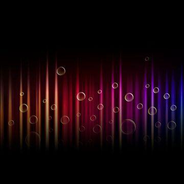 Spectrum background III van Vanessa Galeote