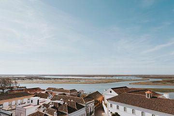 Siehe Castelo de Faro, Portugal von Manon Visser