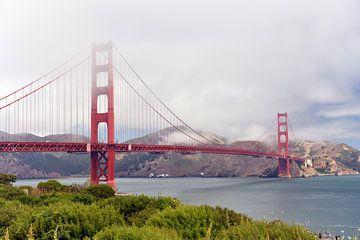 Golden Gate San Francisco Californie sur luc Utens