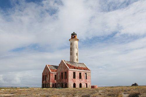 vuurtoren - lighthouse op klein curacao