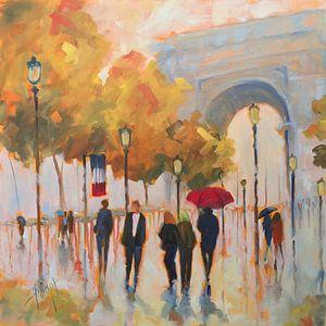 Paris, Always a Good Idea van Gina Strumpf