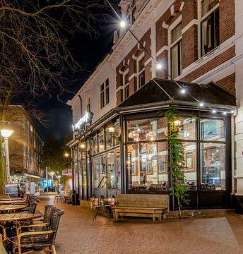 Straßenbild Nijmegen Zentrum von Klaas Doting