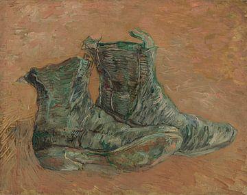 Shoes, Vincent van Gogh sur