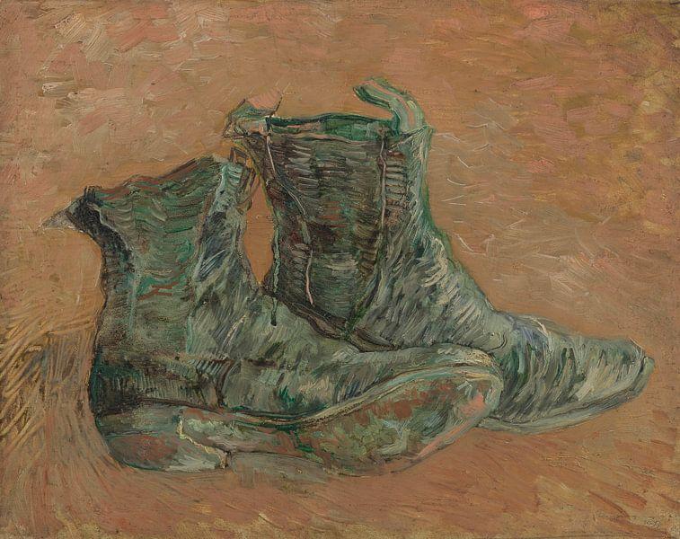 Shoes, Vincent van Gogh von Meesterlijcke Meesters