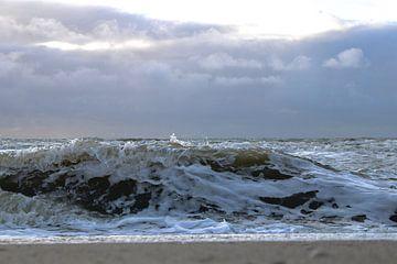 Golf Maasvlakte van Sanne van der Plaat