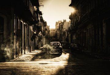 Mystic ochtend in Havana ..., Baris Akpinar van 1x