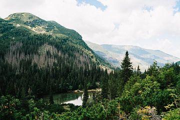 Montagnes Tatra Slovaquie V sur Suzanne Spijkers