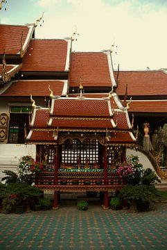 Buddhistischer Tempel von MM Imageworks