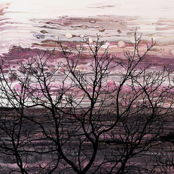 Nackter Baum von AJ Art