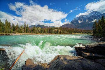 Wasserfall Kanada von Vivo Fotografie
