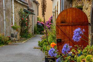 Le Fret, dorpje aan de kust van Bretagne